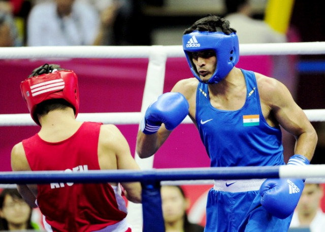 AIBA is continuing its search to find the right people to take Indian boxing into the future ©AFP/Getty Images