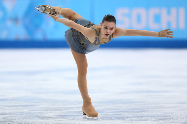 One criticism cited in the petition is figure skating judging following the controversial gold medal won by Adelina Sotnikova at Sochi 2014 ©Getty Images