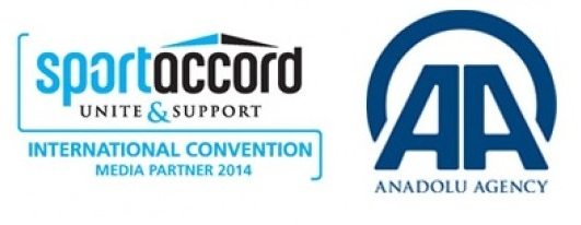 Anadolu Agency has been named the official Host Media Partner for the 2014 SportAccord International Convention ©SportAccord Convention