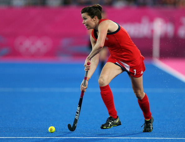 Anne Panter is among a number of Olympic medallists hoping to gain a seat on the FIH Athletes' Committee ©Getty Images