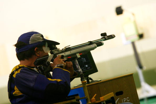 Around 300 athletes are expected to travel to Germany for the 2014 IPC Shooting World Championships ©China Photos/Getty Images