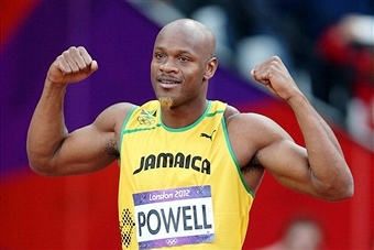 Asafa Powell has been handed an 18-month suspension for taking a banned substance ©Getty Images