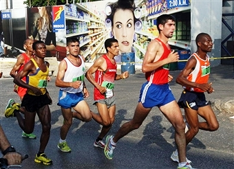 Athletes will compete in the 2017 Francophone Games in Abidjan in Ivory Coast ©AFP/Getty Images