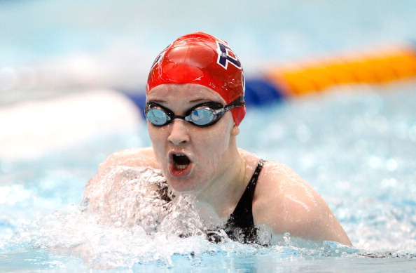 British swimmers earned three medals on the opening day of the British Paa-Swimming International Meet in Glasgow ©Getty Images