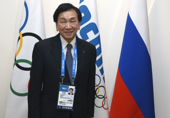 C K Wu has revealed he is considering to run for a final four-year term as President of AIBA ©AFP/Getty Images