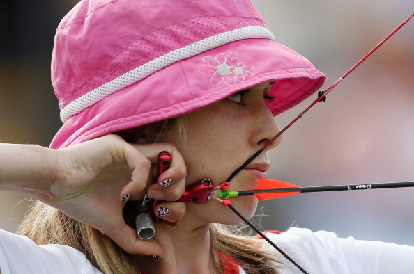Danielle Brown has slammed the IPC and World Archery's classfication changes ©Getty Images