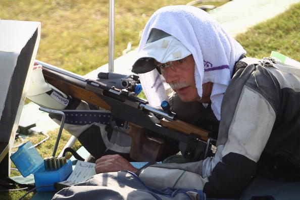 Delhi gold medallists Mike Collings and John Snowden will lead a nine-strong New Zealand shooting team to the Commonwealth Games in Glasgow ©Getty Images