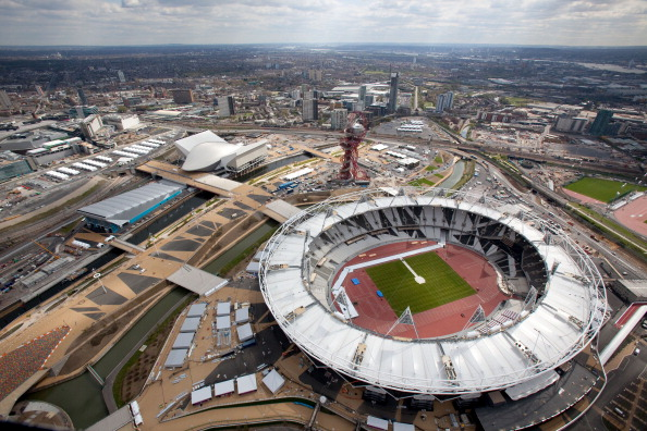 The Financial Conduct Authority will move around 3,000 members of staff into their new office on the Queen Elizabeth Olympic Park in 2018 ©LOCOG via Getty Images