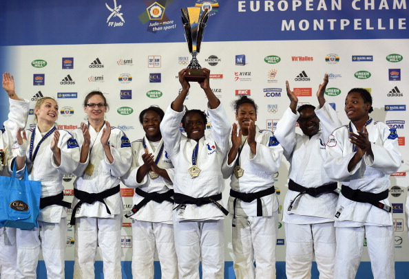 France have sealed the European Team Championship title in Montpellier with a win over Germany ©Getty Images