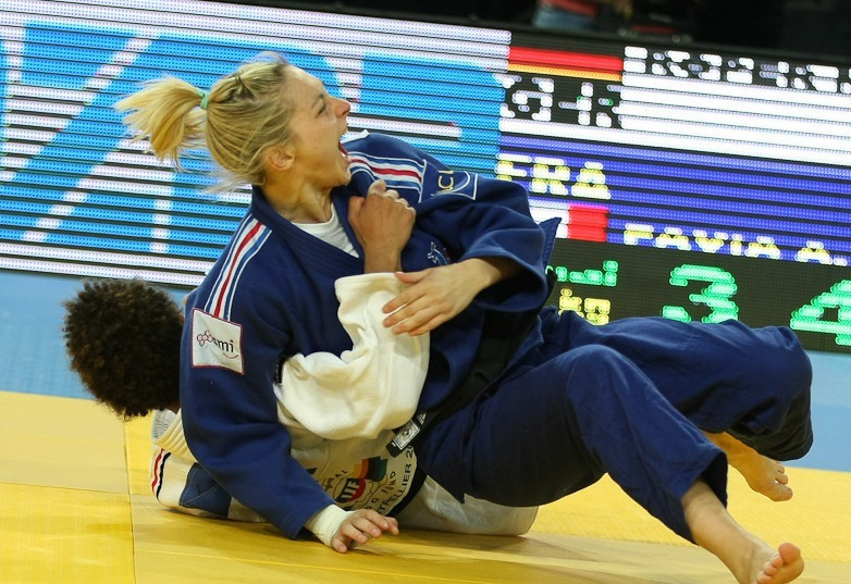 France have won two gold medals on day one of the European Judo Championships to move top of the overall medal table ©EJU/Carlos Ferreira