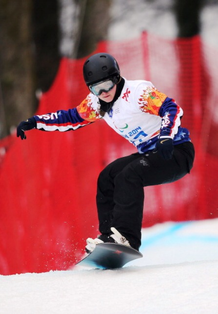Heidi Jo Duce made up for a disappointing performance at Sochi 2014 by retaining her US national title at Copper Mountain ©Getty Images