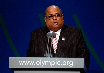 IOA President N Ramachandran has announced an ad-hoc committee to run boxing in India ©Getty Images