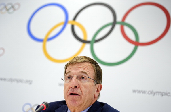 IOC Executive Director Gilbert Felli is in Rio as he steps up visits to the city to assess preparations for the Games ©AFP/Getty Images