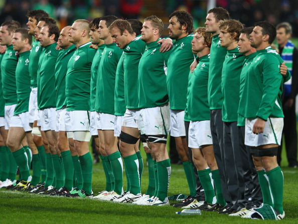 Ireland will be looking to better their 2011 quarter-final berth when they compete at the Rugby World Cup 2015 ©Getty Images