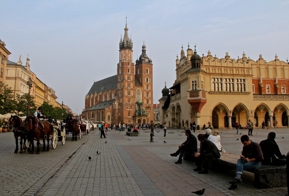 Kraków's bid has been plagued with incidents over the past month and the city will hope that this new appointment will help steady the ship ©Getty Images