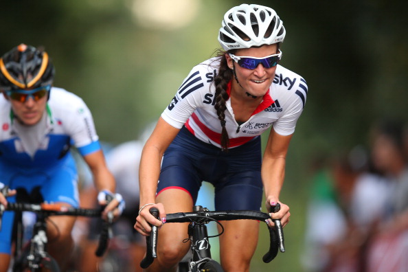 Lizzie Armitstead won the first World Cup race last month in the Netherlands and leads the points standings after two races ©Getty Images