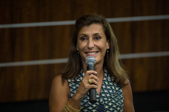 Maria Silvia Bastos Marques pictured earlier this year has become the latest senior official connected to Rio 2016 to stand down ©Getty Images