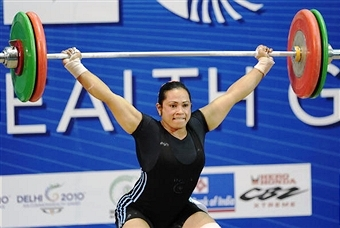Monika Devi has been included in the Indian provisional squad for Glasgow 2014 and Incheon 2014 despite missing a drugs test in December ©AFP/Getty Images