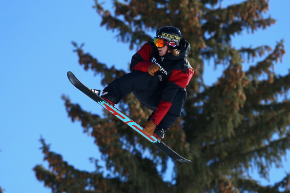 Norwegian snowboarder Torstein Horgmo, pictured in Sochi before his accident, was ruled out of the Games after a slopestyle injury ©Getty Images