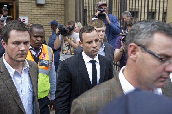 Oscar Pistorius has been accused of taking no responsibility for his actions as he gave evidence for a fourth day at his murder trial ©Getty Images