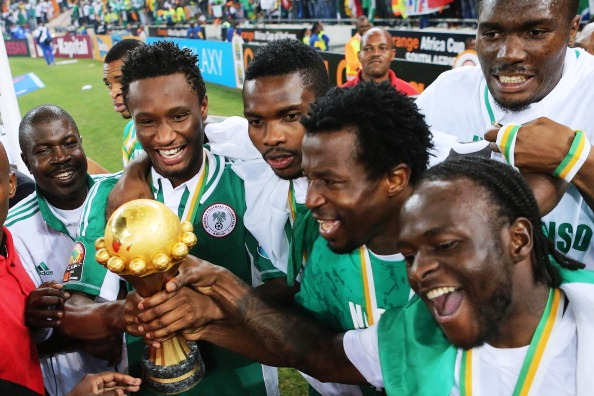 Reigning champions Nigeria will be looking to defend their Africa Cup of Nations title at Morocco 2015 ©Getty Images