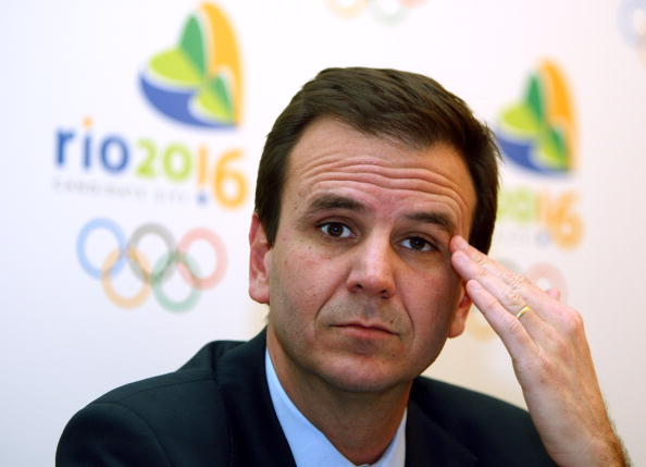 Rio Mayor Eduardo Paes has made a strongly-worded rebuttal to ongoing criticism of preparations for Rio 2016 ©Getty Images