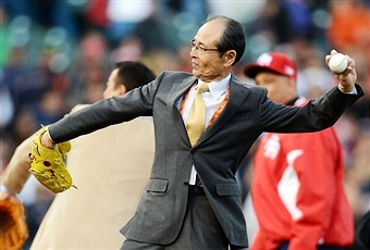 Sadaharu Oh has been named as a global ambassador for the 2014 Women's Baseball World Cup ©Getty Images
