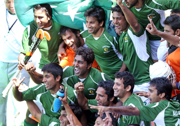 Shahnaz Sheikh has spoken of a revival for Pakistan hockey ©Getty Images