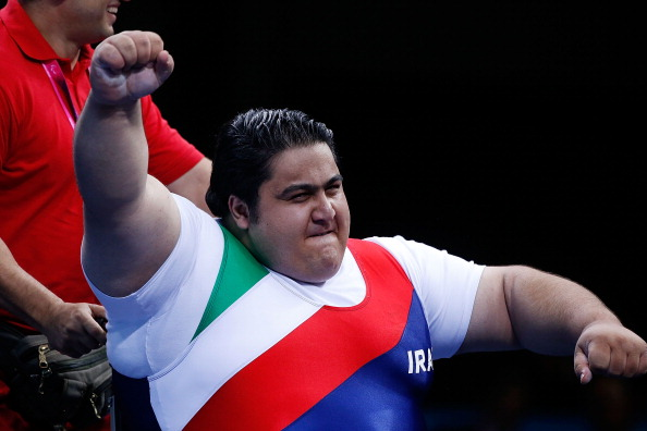Siamand Rahman is confident he can break the 300kg mark when the IPC Powerlifting World Championships get underway on April 5 ©Getty Images