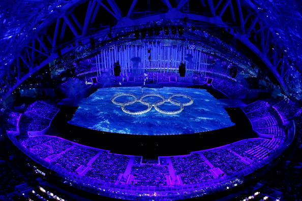 Sochi 2014 has posted a profit of 5 billion rubles ©Getty Images