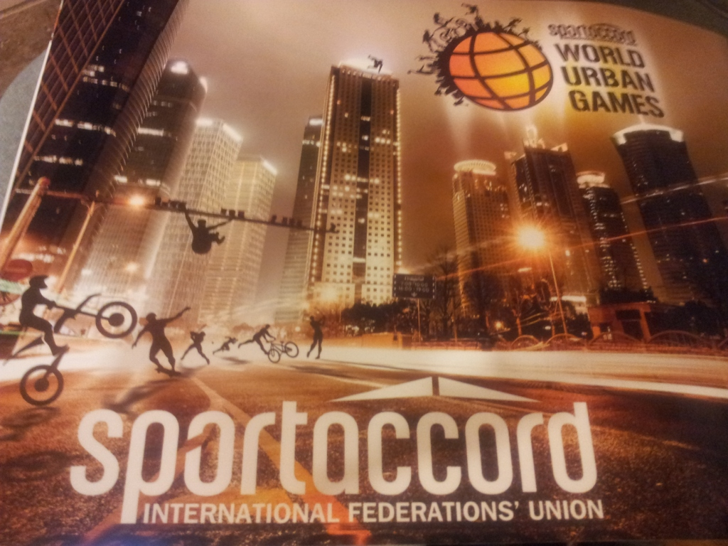 SportAccord has unveiled the sports programme for the inaugural World Urban Games ©ITG