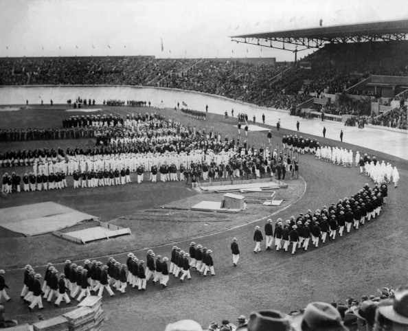 The 1928 Olympic bid was set out in order to coincide with the 100 year mark of the 1928 Olympic Games in Amsterdam ©Keystone-France/Gamma-Keystone/Getty Images