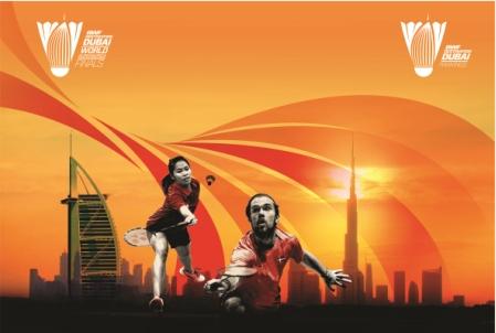 The BWF World Super Series finals will be held in Dubai in December ©BWF