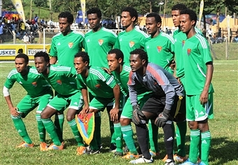 The Eritrean national football team has pulled out of qualification for the 2015 Africa Cup of Nations ©AFP/Getty Images