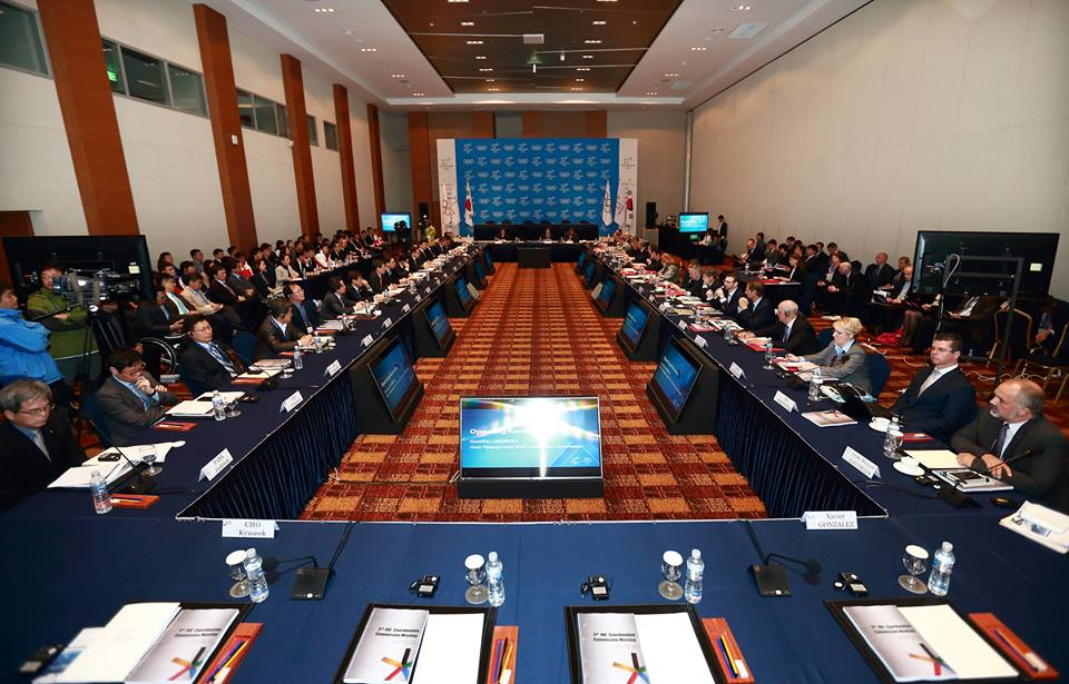 The IOC Coordination Commission has begun a three-day visit to Pyeongchang to learn of the progress being made ahead of the 2018 Winter Games ©Pyeongchang 2018