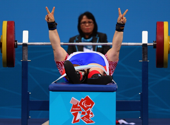The IPC World Powerlifting Championships in Dubai are set to be streamed live ©Getty Images