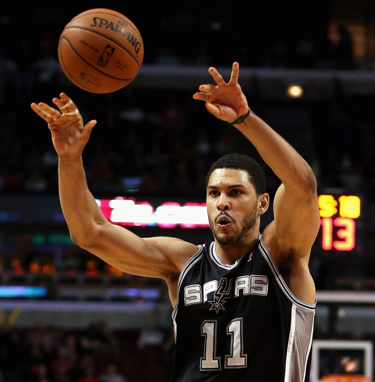 The San Antonio Spurs will play games in Berlin and Istanbul as part of the Global Games 2014 ©Getty Images