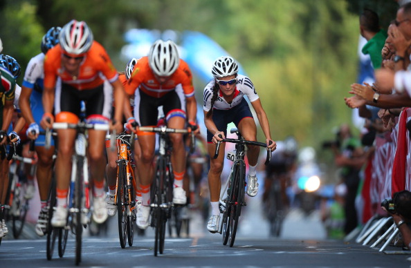 The Sufferfest say their partnership with UCI is a natural progression for them in their commitment to women's cycling ©Getty Images