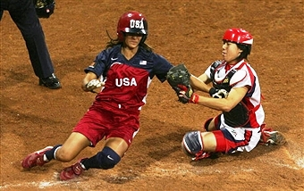 The USA and Japan will be the teams to beat at this year's Women's Softball World Championships in Haarlem ©Getty Images