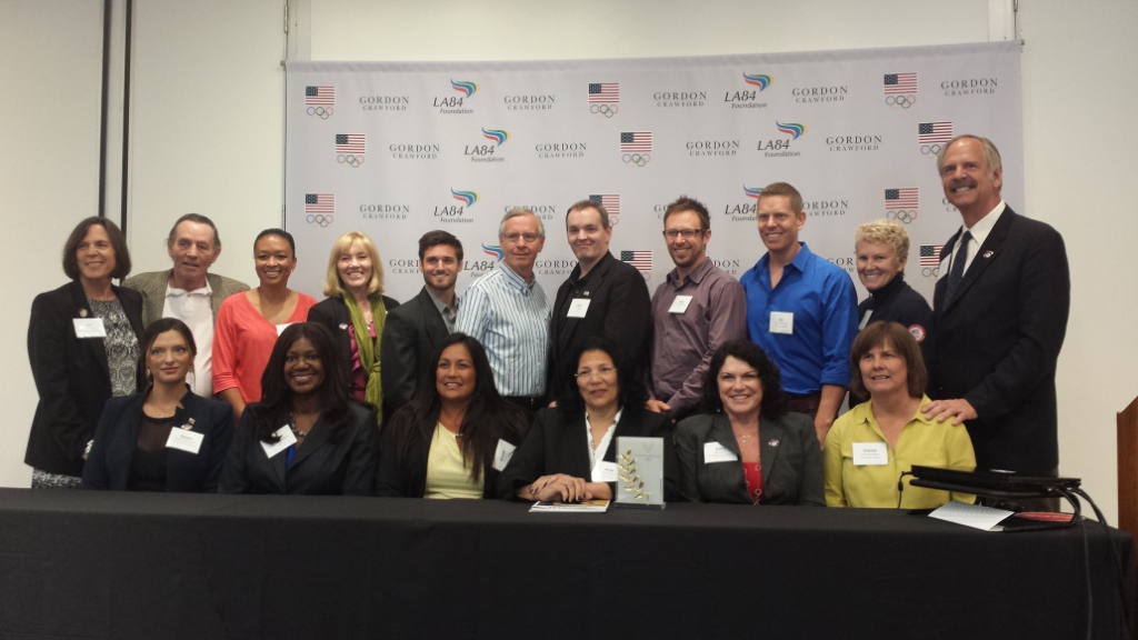 The USOC has hosted its first Olympic Academy since 1991 ©USOC