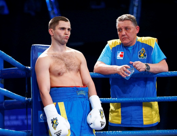 The Ukraine Otamans had no answer to Russia's power in the WSB quarter-final clash in Donetsk ©WSB