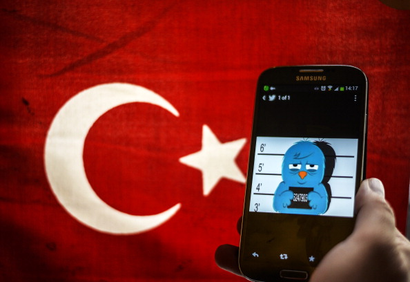 The controversial ban on Twitter has been lifted ahead of the SportAccord Convention today ©AFP/Getty Images