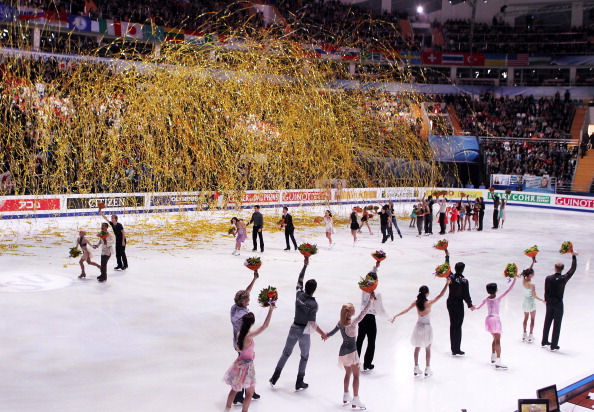 The last time the Championships were held in Russia was in Moscow in 2011 ©Getty Images
