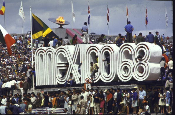 The only other Olympics to be held in Latin America so far was in Mexico City in 1968 ©Time Life Pictures/Getty Images