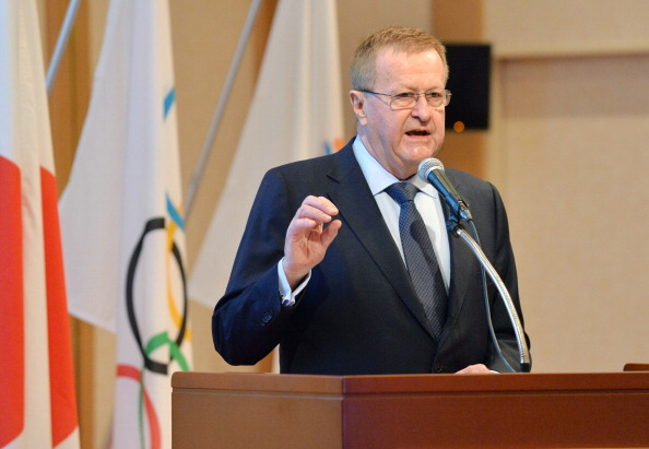 The opening ceremony of the sports law seminar will feature a welcome address from IOC vice-president and CAS President John Coates ©AFP/Getty Images
