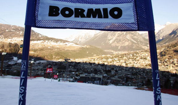 The slopes of Bormio will once again be the stage for the English Alpine Championships in 2015 ©Bongarts/Getty Images