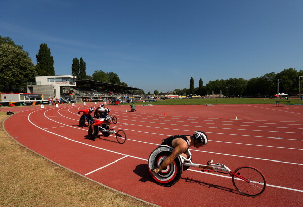 The third and final day of the IPC Athletics Grand Prix in Beijing has come to a close ©Getty Images