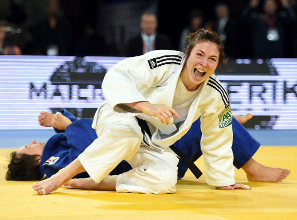 Three defending champions retained their European crowns on day two of the European Judo Championships in Montpellier ©AFP/Getty Images