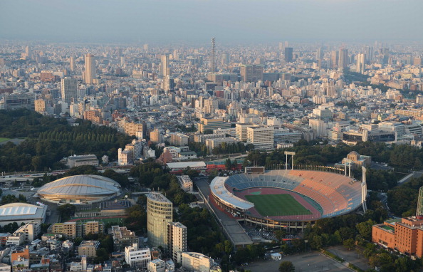 Tokyo 2020 has set its revenue target for domestic marketing programmes ©Getty Images