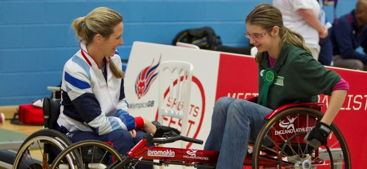 Twenty four Paralympic sports are set to attend the 2014 Sports Fest in Manchester in May ©BPA